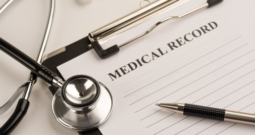 Record keeping on patient safety and nursing practice